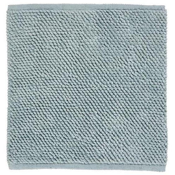 KAIA Tapis de bain vert Larg. 60 x Long. 60 cm