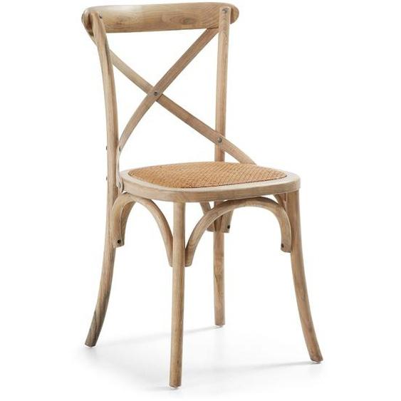 Kave Home - Chaise Alsie naturel