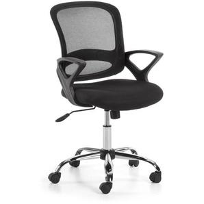 Kave Home - Chaise bureau Tangier noir