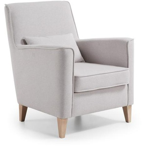 Kave Home - Fauteuil Glam beige