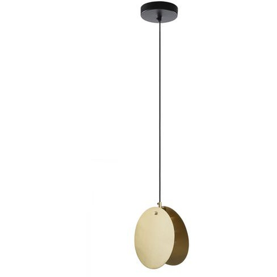 Kave Home - Lampe suspension Monica laiton