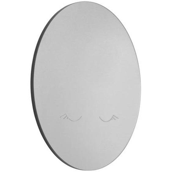 Kave Home - Miroir mural rond Ludmila lune Ø 50cm