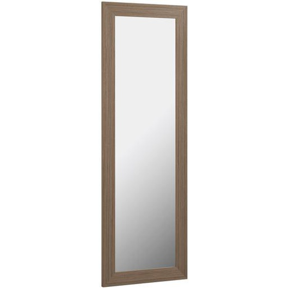 Kave Home - Miroir Yvaine 52,5 x 152 cm finition noyer
