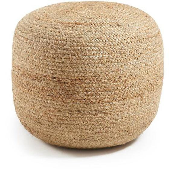 marron Ottoman coussin de sol repose-pieds WWZ Poufs/&Pillows Pouf carr/é en cuir fait /à la main Livr/é rembourr/é
