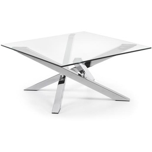 Kave Home - Table basse Kamido 90 x 90 cm