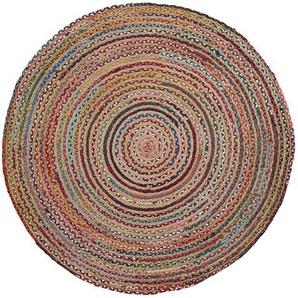 Tapis Saht Ø100 cm multicolore