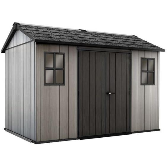 Abri en résine OAKLAND BROSSIUM® 1175 - 8 m² - KETER
