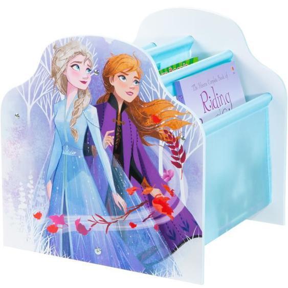 La Reine des Neiges - Bibliothèque à pochettes pour enfants - Rangement de livres pour chambre d'enfant