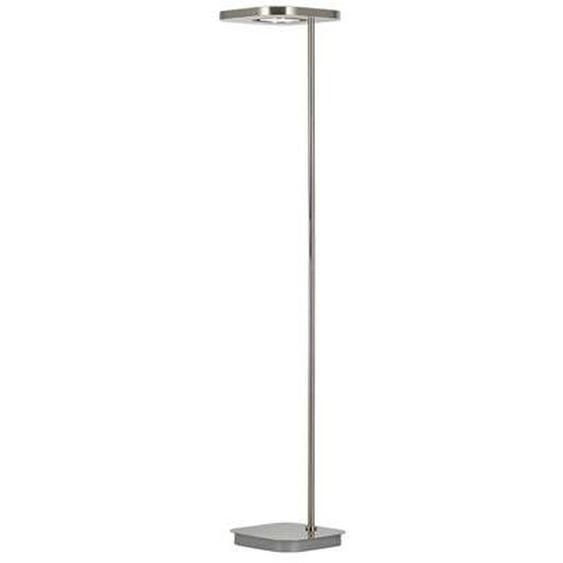 Lampadaire LED Etana nickel mat H182 cm