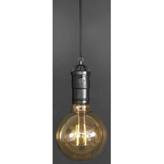 Lampe Solaire Retro - 10 x 19,5 cm