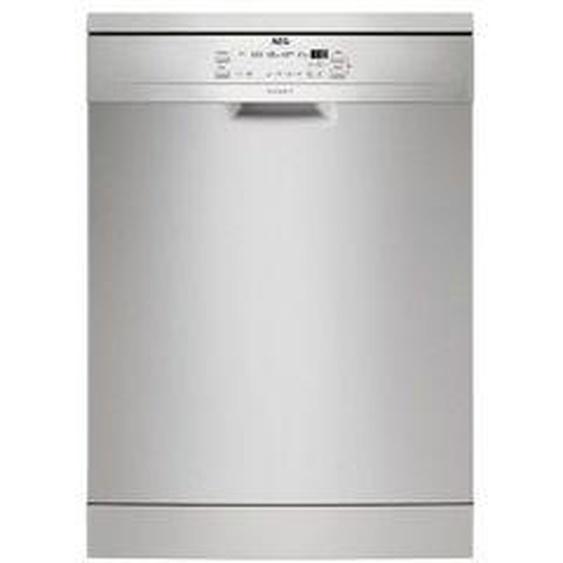 Lave vaisselle 60 cm AEG FFB53610ZM Gris Aeg