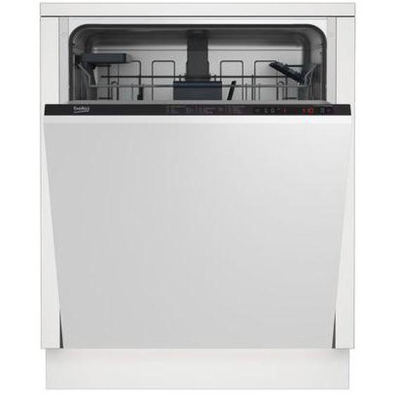 Lave vaisselle tout encastrable BEKO DIN26420 Blanc Beko