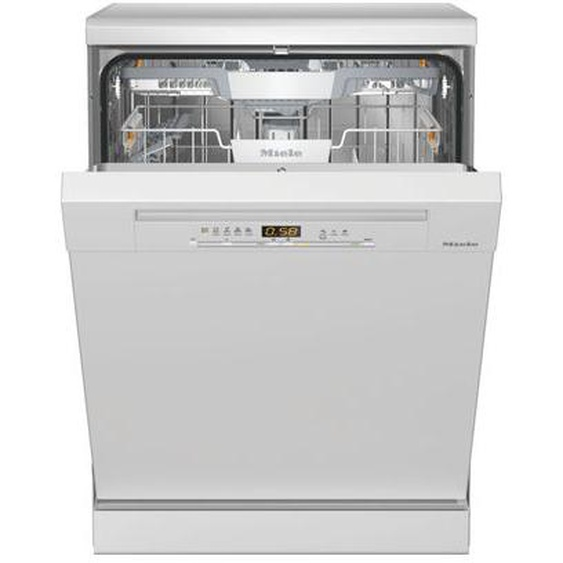 Lave vaisselle 60 cm MIELE G 5212 SC blanc Blanc Miele