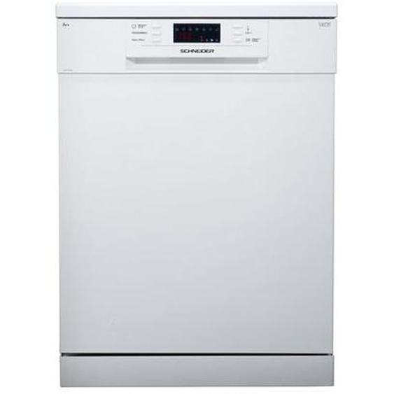 Lave vaisselle 60 cm SCHNEIDER SCDW1446IDW Blanc Schneider