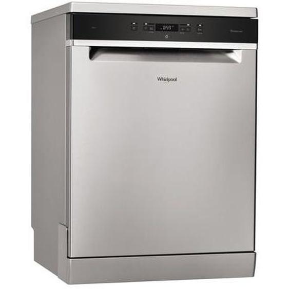 Lave vaisselle 60 cm WHIRLPOOL WFC3C26PX Inox Gris Whirlpool
