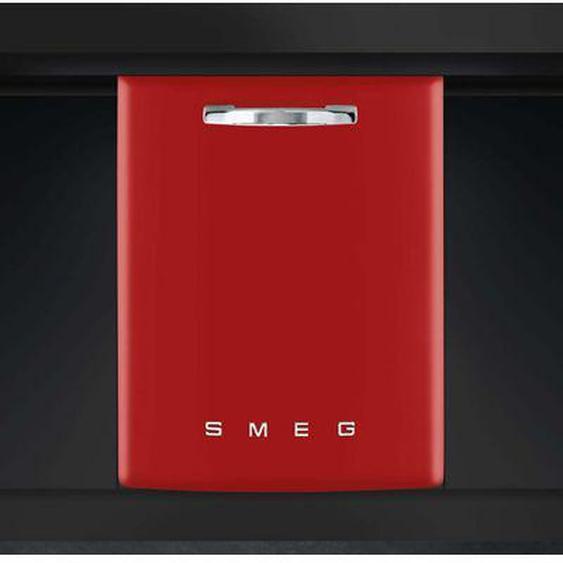 Lave vaisselle encastrable  SMEG ST2FABRD2 Rouge Smeg