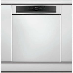 Lave vaisselle intégrable bandeau inox WHIRLPOOL WBC3C26X