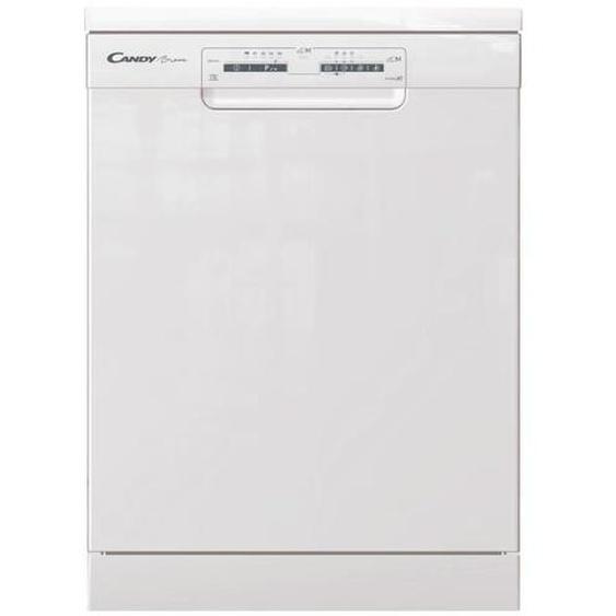 Lave-vaisselle pose libre connecté CANDY HCF3C7LFW - 13 couverts - Largeur 60 cm Largeur - Classe A+++ - 47 dB - Blanc