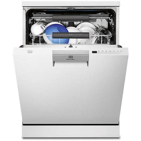 Lave-vaisselle pose libre ELECTROLUX ESF8650ROW - 15 couverts - Largeur 60 cm - Classe A+++ - 44 dB - Blanc
