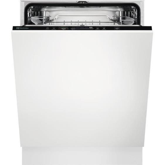 Lave-vaisselle tout intégrable ELECTROLUX EEQ47225L - 13 couverts - Largeur 60 cm - Classe A++ - 44dB