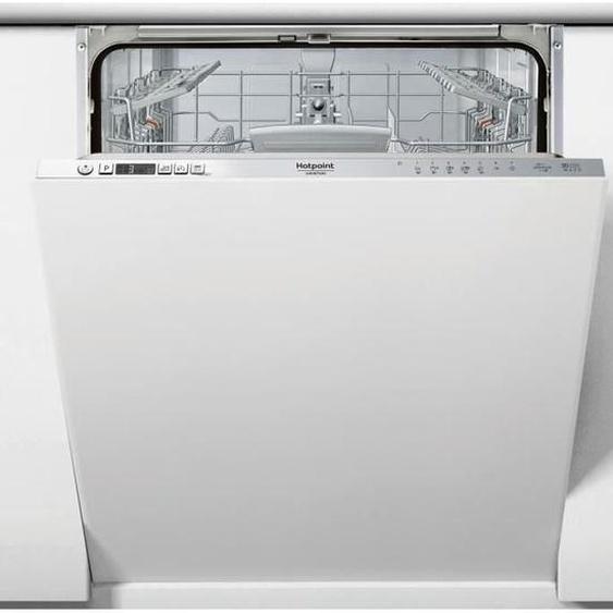 Lave-vaisselle tout intégrable HOTPOINT HI5030W - 14 couverts - Largeur 60 cm - Classe A+++ - 43 dB