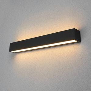 Applique dextérieur LED carrée Tuana