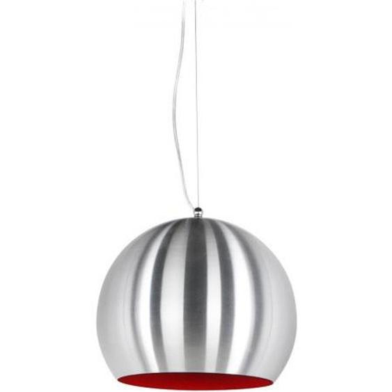 Lustre design réglable en hauteur - Mogo - Rouge