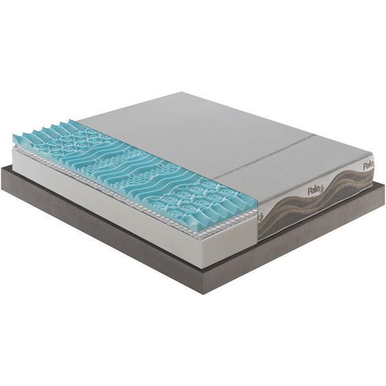 Matelas 160x190 Pale en mousse à mémoire de forme et micro-ressorts en tissu thermosensible à 9 zones - MATERASSIEDOGHE