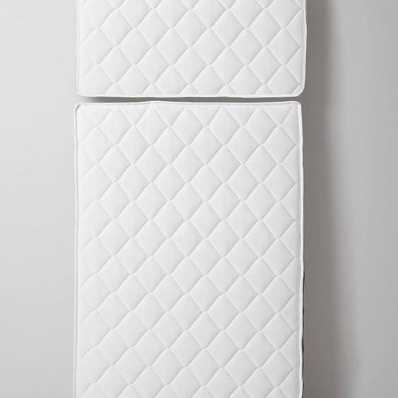 Matelas évolutif thermorégulateur traité Passerelle® blanc