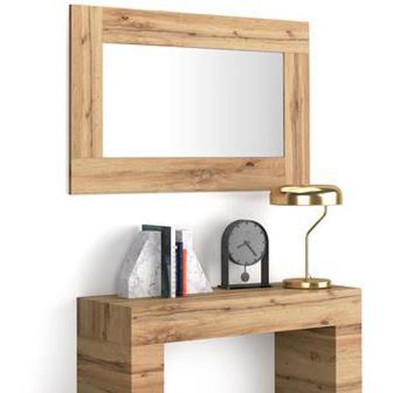 Miroir mural rectangulaire, cadre Bois Rustique, Evolution