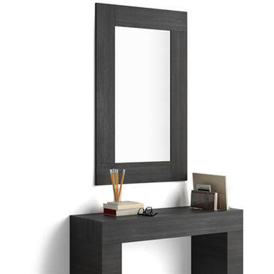 Miroir mural rectangulaire, cadre Frêne noir, Evolution