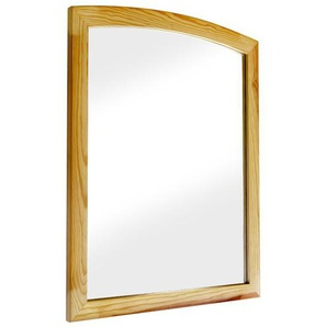 Miroir Rectangulaire Alba  Ivoire