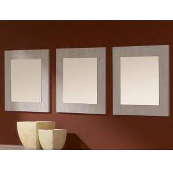 Mobistoxx Lot de 3 miroirs HUMBERTO chênes andes