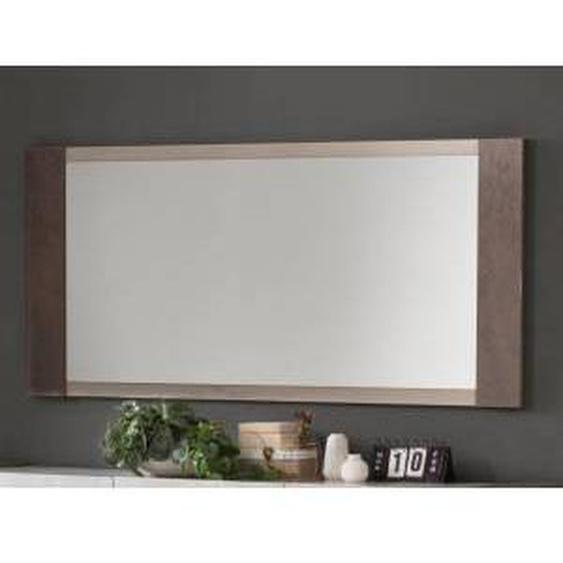 Mobistoxx Miroir EVOLY béton gris laqué/marbré