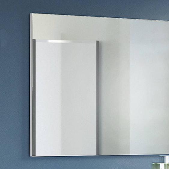 Mobistoxx Miroir PENZO blanc laqué
