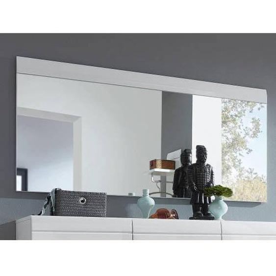 Mobistoxx Miroir PITTA 134 cm blanc brillant