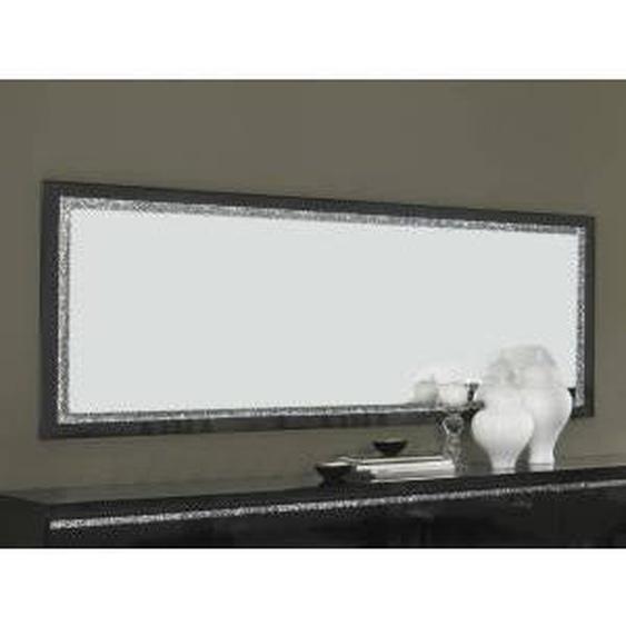Mobistoxx Miroir REBECCA 180 cm noir laque