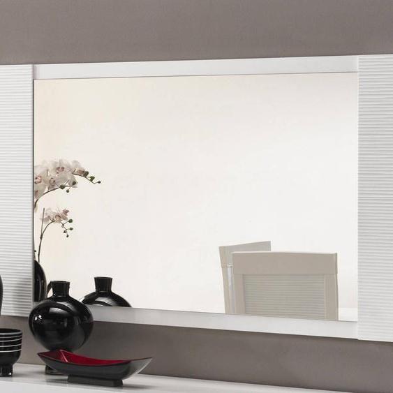 Mobistoxx Miroir VERONICA 150 cm blanc laque