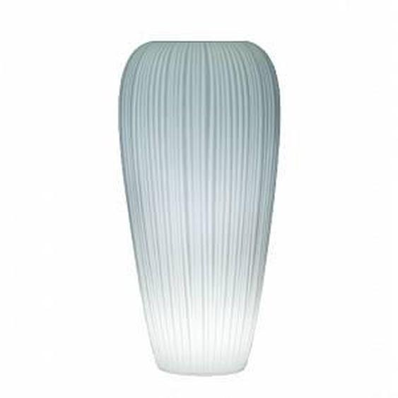 MYYOUR vase avec éclairage SKIN L (Pour extérieur - Poleasy Illuminable)