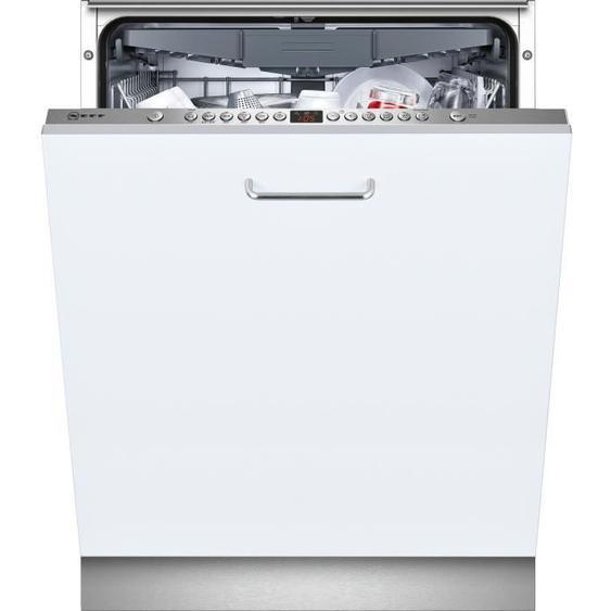 Lave-vaisselle pose libre NEFF S513N60X3E - 14 couverts - Largeur 60 cm - Classe A++ - 44 dB - Blanc