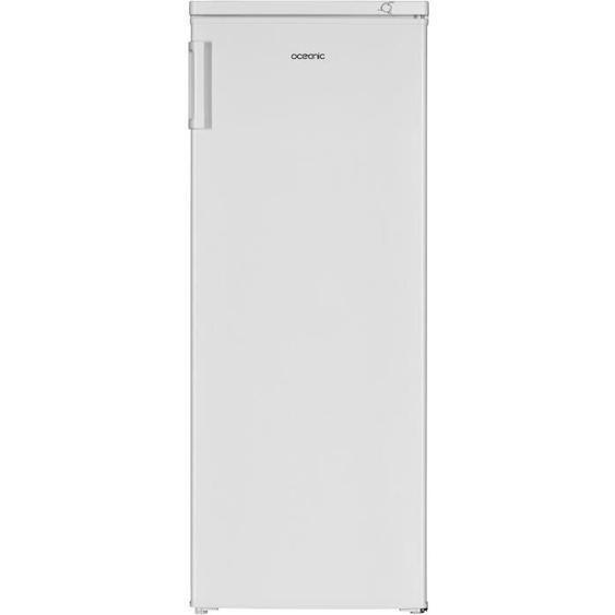 OCEANIC - OCEACUF163W - Congélateur armoire - 163L - A+  6 tiroirs - H143cm x L55cm - Blanc
