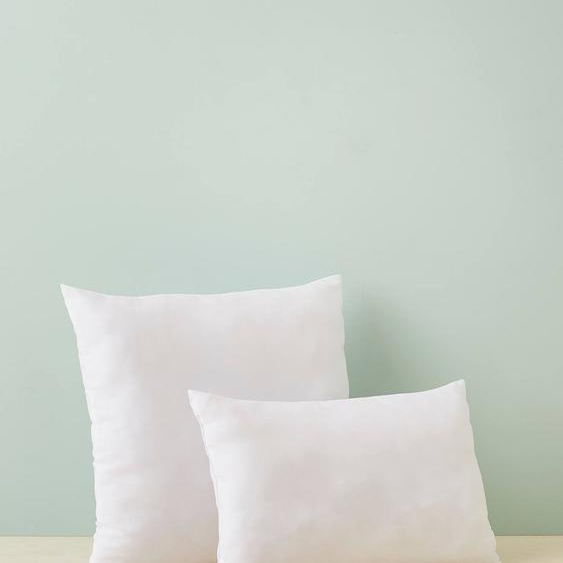 Oreiller confort ferme anti-acariens traité Bi-ome® blanc