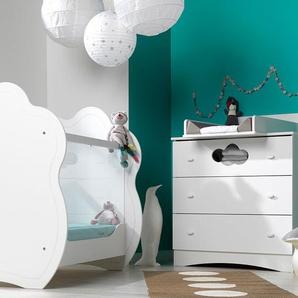 Petite chambre bébé Altéa Blanc