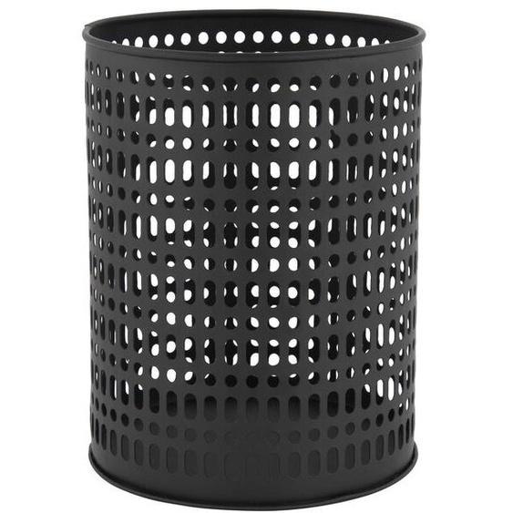 Photophore Ø13x17.5 - Métal Noir (noir)