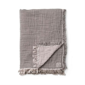 Plaid COTTON THROW SC32