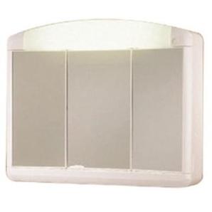 Plieger Max Armoire de toilette avec miroir 65x54x17.5cm Blanc 4351120