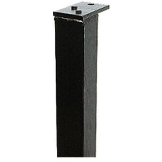 Poteau acier 10 x 10 200 pour portail jusquà 170