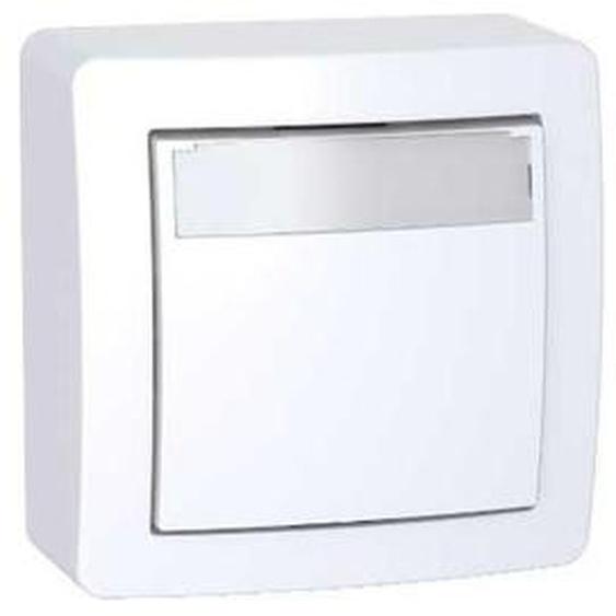 Poussoir porte étiquette ALREA complet - SCHNEIDER ELECTRIC - SHN0262062P