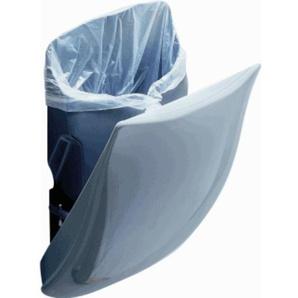 Pressalit Raja Poubelle avec softclose Blanc 411000