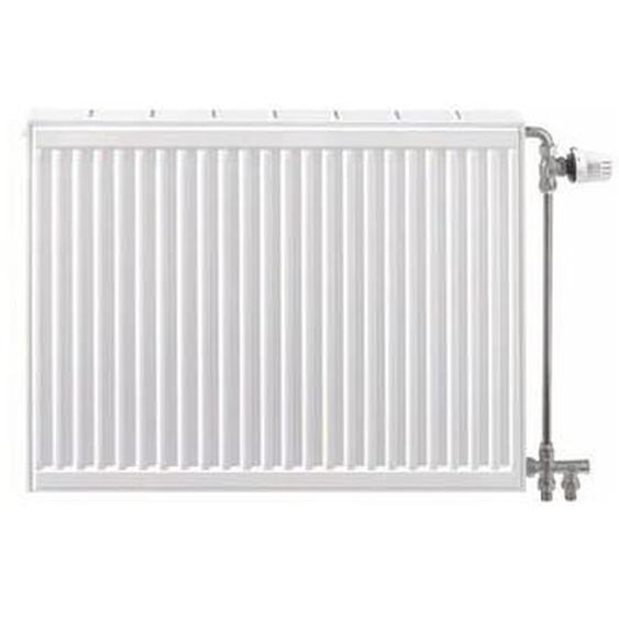 Radiateur à eau chaude en acier en acier COMPACT ALL IN - T22 H:700 - L: 1000 _ 1961w  - STELRAD